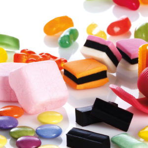 Natural colors for confectionery